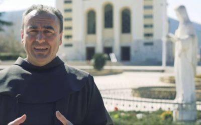 默主哥耶的本堂神父 Fr. Marinko Sakota 给我们的鼓励 2020年3月19日
