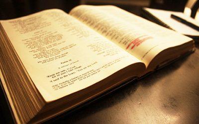 活出默主哥耶: 聖經