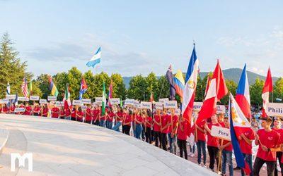 第31屆國際青年祈禱聚會 – 第一天 (2020年8月1日)