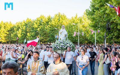 第31屆國際青年祈禱聚會 – 第二天 (2020年8月2日)