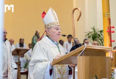 總主教 Henryk Hoser的復活節問候