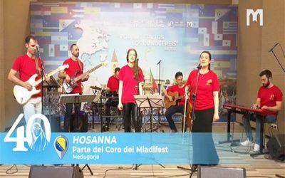 音樂: Hosanna