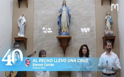 音樂: Al Pecho Llevo Una Cruz