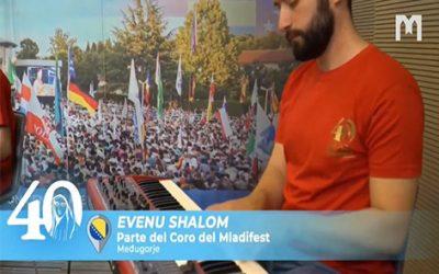 音樂: Evenu Shalom