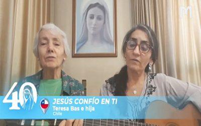 音樂: Jesús confío en Ti