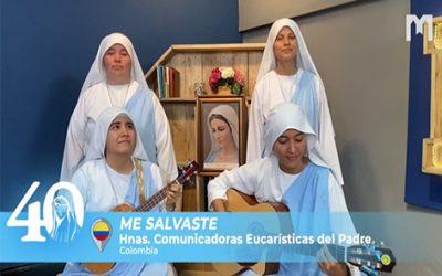 音樂: Me Salvaste