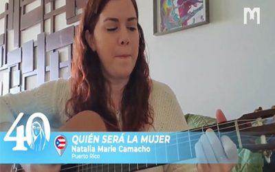 音樂: Quién será la mujer