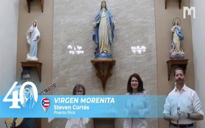 音樂: Virgen Morenita