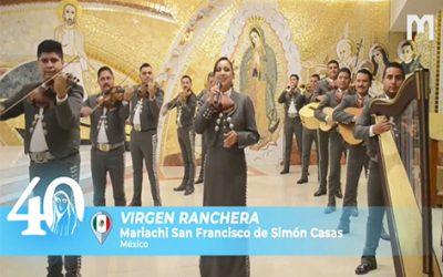 音樂: Virgen Ranchera