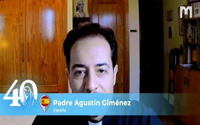 Agustín Giménez González神父 聖經神學博士,在馬德里的聖達馬索教會大學教理學會主管 (2021年5月29日)