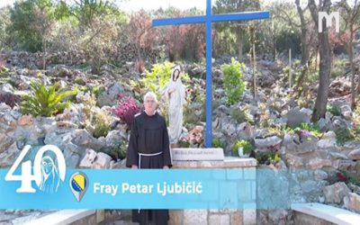 Petar Ljubicic 神父,方濟會士,講述他從第一天直到現在的默主哥耶的經歷 (2021年5月29日)