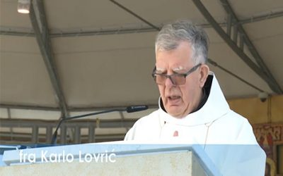 講道:  Karlo Lovrić 神父 (2021年5月30日)