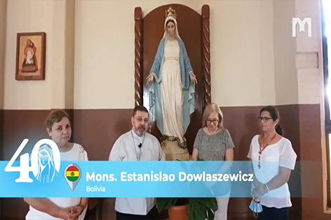 見證:拉丁美洲和西班牙的主教們 (2021年5月30日)