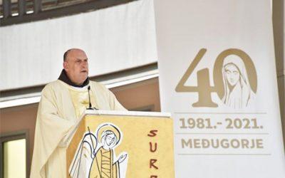 圣母显现 40 周年前夕:从Human和平游行、奉献朝圣、诵念玫瑰经和弥撒圣祭