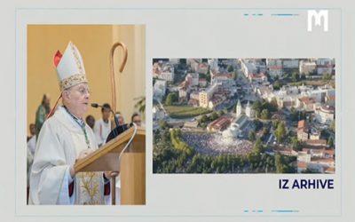 慶祝聖母於默主哥耶顯現四十週年時與亨利•霍澤樞機的訪問 (2021年6月25日)