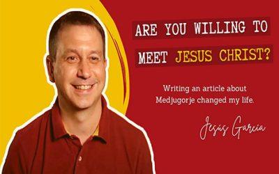 Jesús García – 編寫一篇關於默主哥耶的文章改變了我的生活