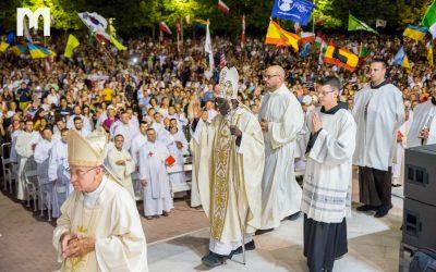 第32届国际青年祈祷聚会 – 第一天 (2021年8月1日)