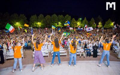 第32届国际青年祈祷聚会 – 第四天 (2021年8月4日)