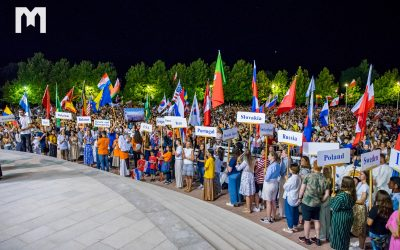 第32届国际青年祈祷聚会 – 第五天 (2021年8月5日)