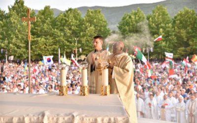 罗伯特•撒拉 (Robert Sarah) 枢机说:我们来到默主哥耶是为更新我们在耶稣基督内的信德