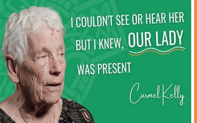 Carmel Kelly – 我來默主哥耶是為了完成我丈夫的遺願