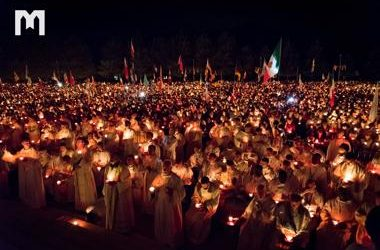 Marinko Sakota神父说:在青年节期间,Sarah枢机主教,Wojda总主教,Pezzuto总主教,Gallese主教等,将会为我们举行弥撒圣祭。