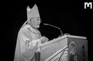 默主哥耶「和平」資訊中心播放總主教Henryk Hoser的殯葬禮儀及彌撒聖祭
