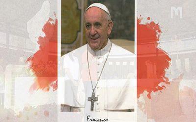 教宗给默主哥耶2021年8月1-6日青年节参加者的讯息