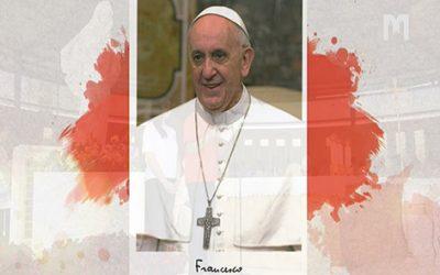 教宗給默主哥耶2021年8月1-6日青年節參加者的訊息