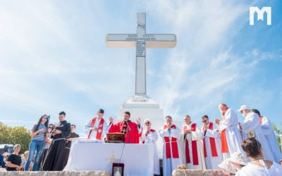 Goran Azinović na Križevcu神父:我們永遠不應該背棄十字架
